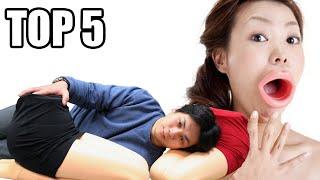 TOP 5 - Nejhloupějších Japonských produktů