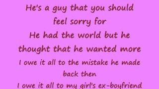My Girl's Ex-Boyfriend - Relient K (Lyrics)