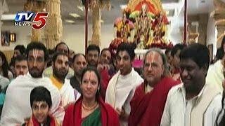 Pittsburgh America Sri Venkateswara Temple Ekadasi Celebrations   TV5 News