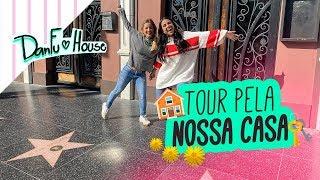 TOUR PELA NOSSA NOVA CASA