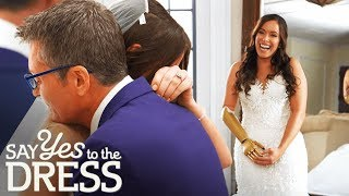 "Randy Surprises the ""Bionic Model"" on Her Wedding Day! 