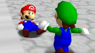 Don't Play on Public Servers in Super Mario 64 Online | Kholo.pk