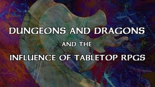 Dungeons & Dragons and the Influence of Tabletop RPGs | Off Book | PBS Digital Studios