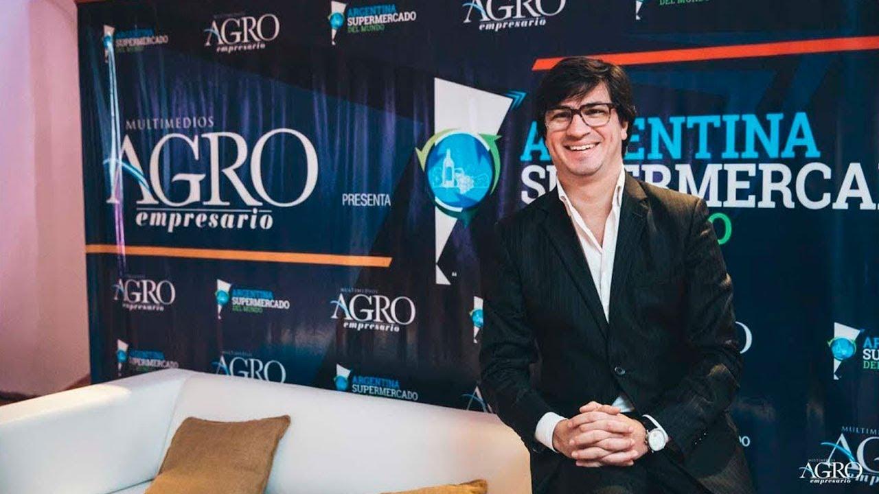 Iván Ordoñez - Consultor en Agronegocios de UBATEC