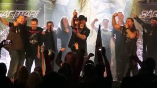 Video SAGITTARI live!! - Video/postřehy METAL MIDNIGHT 2016 + Křest CD