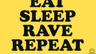 Fatboy Slim Riva Starr & Beardyman - Eat Sleep Rave Repeat (Calvin Harris remix)