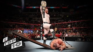 Major upset victories by rookie Superstars: WWE Top 10