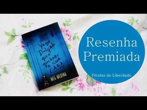 Resenha e SORTEIO: livro Yaqui Delgado Quer Quebrar a Sua Cara, Meg Medina, Intrínseca