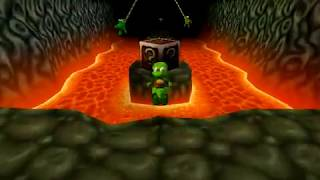 Croc 2: Sailor Village - Level 1 - Find the Key! Save the Gobbo! (Walkthrough)
