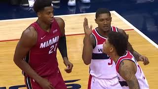Miami Heat vs Washington Wizards   October 18, 2018