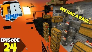 Truly Bedrock Episode 24! HALF OF EVERYTHING! 😨 Minecraft Bedrock Survival Let's Play!
