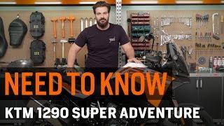 Need To Know KTM 1290 Super Adventure S at RevZilla.com
