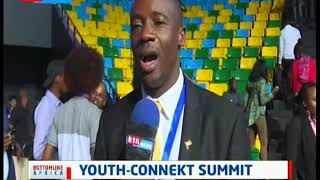 Exploring opportunities dominated the Continental youth - connekt summit in Rwanda