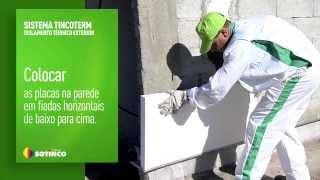 Sistema TincoTerm Isolamento Térmico Exterior