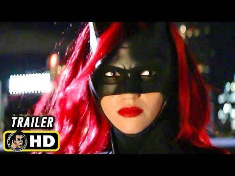 BATWOMAN (2019) Official Trailer [HD] Ruby Rose
