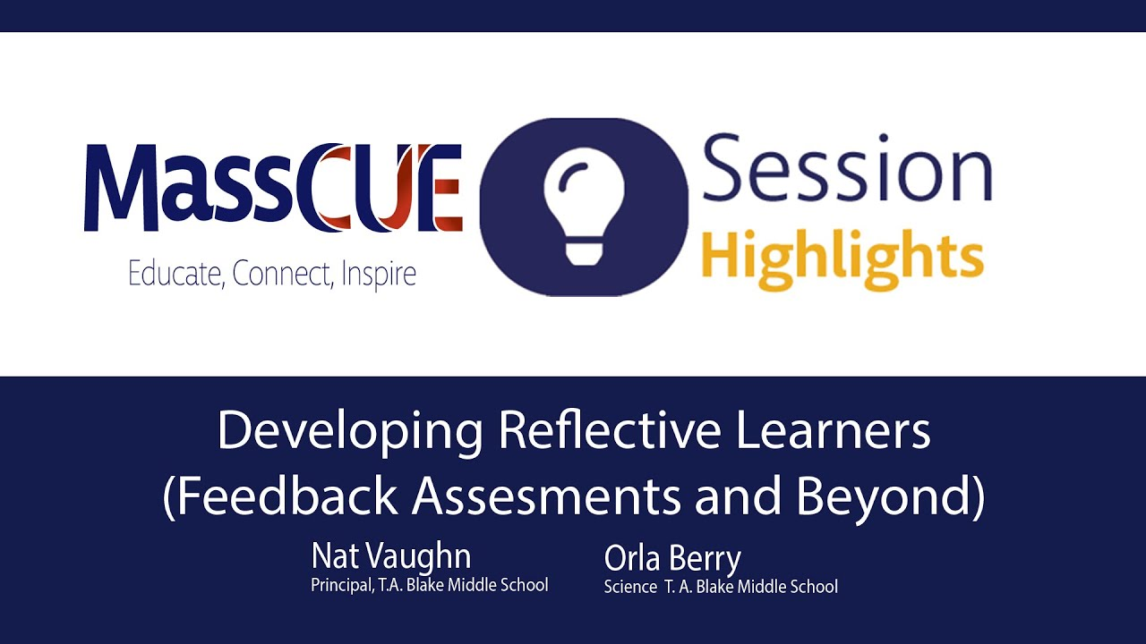 Developing Reflective Learners