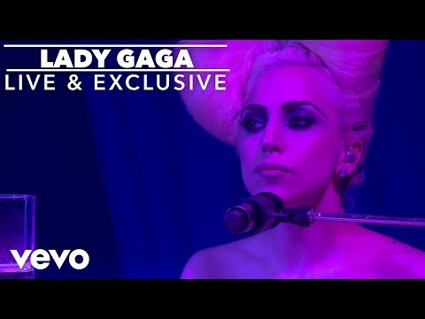Speechless Lyrics – Lady Gaga