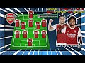 ARSENAL - Potential Line Up With Transfers (2021) ft. Willian, Coutinho, Upamecano