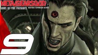 Metal Gear Solid 4 - Gameplay Walkthrough Part 9 - Vamp Boss & Rex vs Ray Boss [1080p HD]