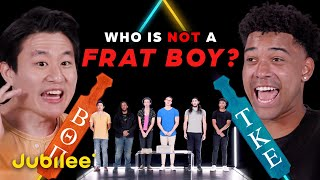 Who Is Pretending To Be a Frat Boy? | Odd Man Out