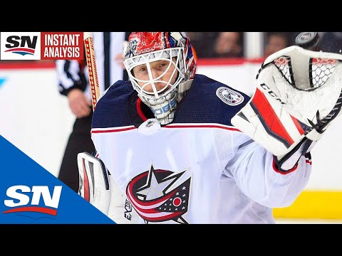 INSTANT ANALYSIS: Sergei Bobrovsky Headed To Florida w/ Steve Dangle