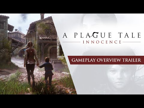 A Plague Tale: Innocence - Overview Gameplay Trailer thumbnail