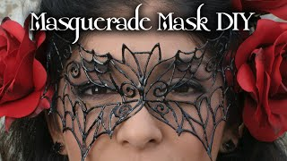 Masquerade Mask DIY
