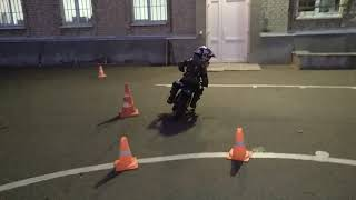 Филипп Калтыгин наваливает на Yamaha PW60