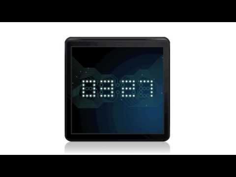 Video of Wear Time Circuit - Watch Face