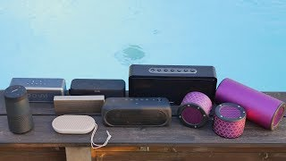 Best Bluetooth speakers summer 2017 - my personal favorites