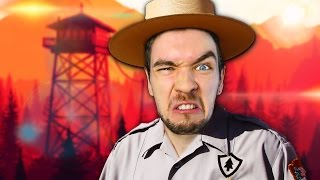 MYSTERIES AND SECRETS!   Firewatch #2 (END)