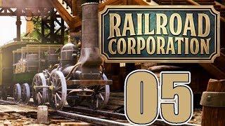 ПРОИЗВОДСТВО ВИСКИ #5 RAILROAD CORPORATION ПРОХОЖДЕНИЕ