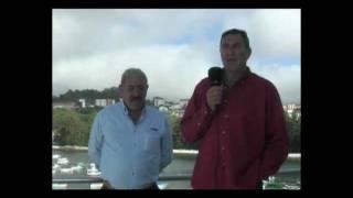 Declaraciones José Senra y Tomeu Salas. Campeonato gallego individual de Aguete