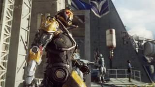 Anthem World Premiere Demo at Xbox E3 2017 Event