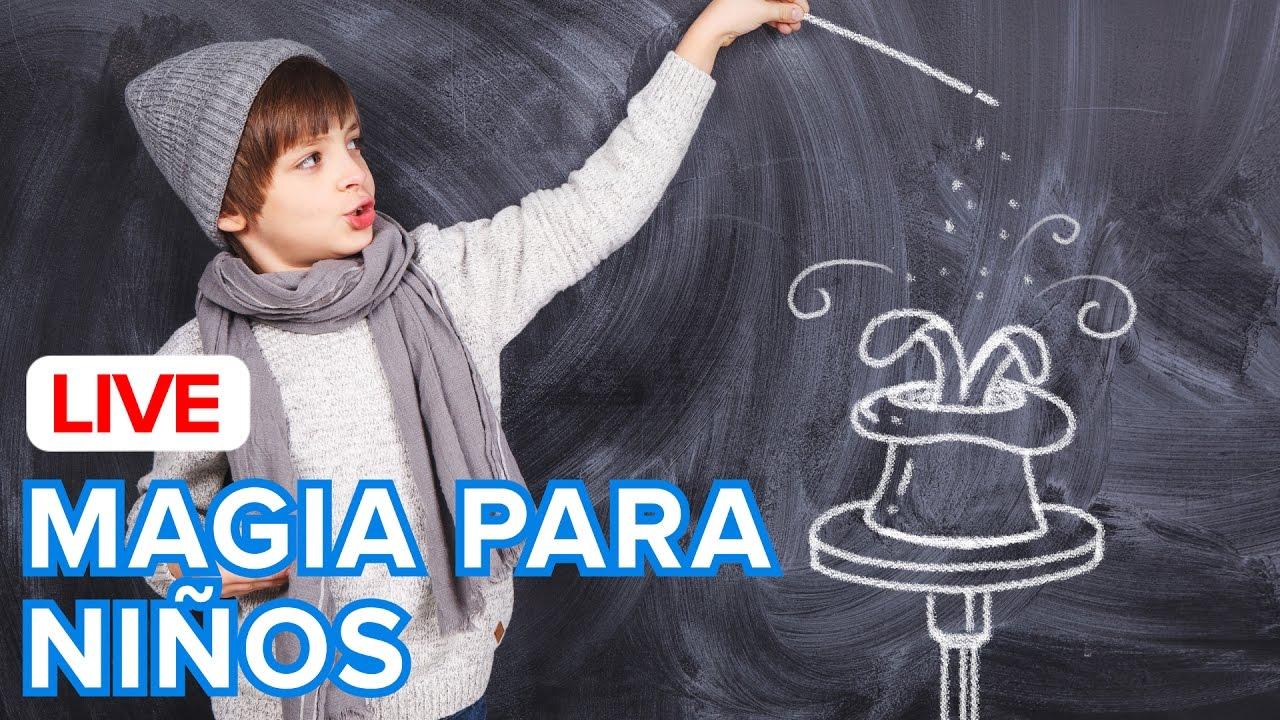 Magia para niños con Un Papá Mago