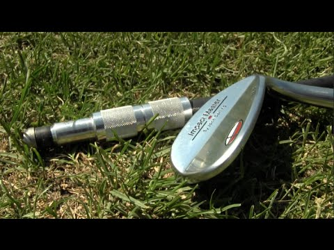 Golf Pro Review:  Impact Master Training Aid