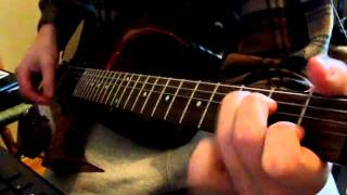 Brand New - Luca (guitar cover)