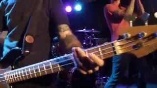 Strung Out - Analog - Live at Barwon Club Hotel Geelong Australia - 20/3/2016