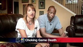 Choking Game Takes Life of 12-Year-Old Gian-Luc Jordan  |  KOAA News 5
