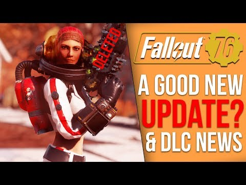 Fallout 76 News - Huge Duped Item Deletion Wave, New DLC Announced, Future Updates Detailed