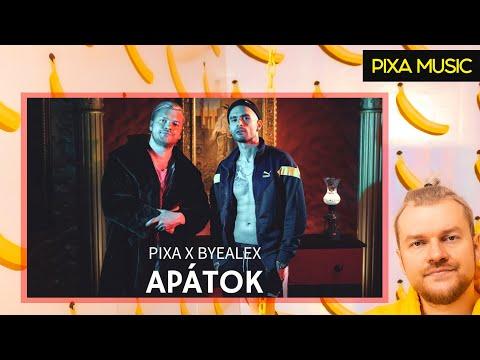 💰pixa X Byealex ApÁtok Official Music Video💰