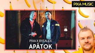 💰pixa X Byealex ApÁtok Official Music Video💰