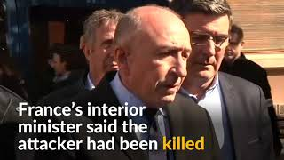 Three killed in French shooting, hostage-taking   Kholo.pk