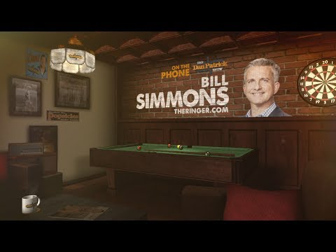 Why The Ringer's Bill Simmons Did Not Watch the Lakers/Celtics 30-for-30 | 6/21/2017