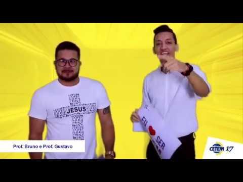 CETEM - Recado Professores Bruno e Gustavo