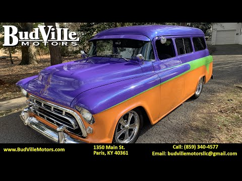 1957 Chevrolet Suburban (CC-1322300) for sale in Paris, Kentucky