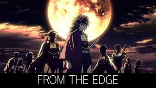 Kimetsu no Yaiba ED | from the edge - FictionJunction feat. LiSA【Thai Sub】