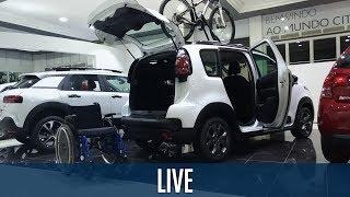 Modelos Citroën PCD com 20% de desconto (saiba se