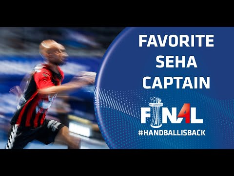 Your FAVORITE #SEHAFinal4 CAPTAIN is...| Final 4, 2020