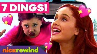 "Ariana Grande's 7 ""Dings"" As Cat Valentine | NickRewind"